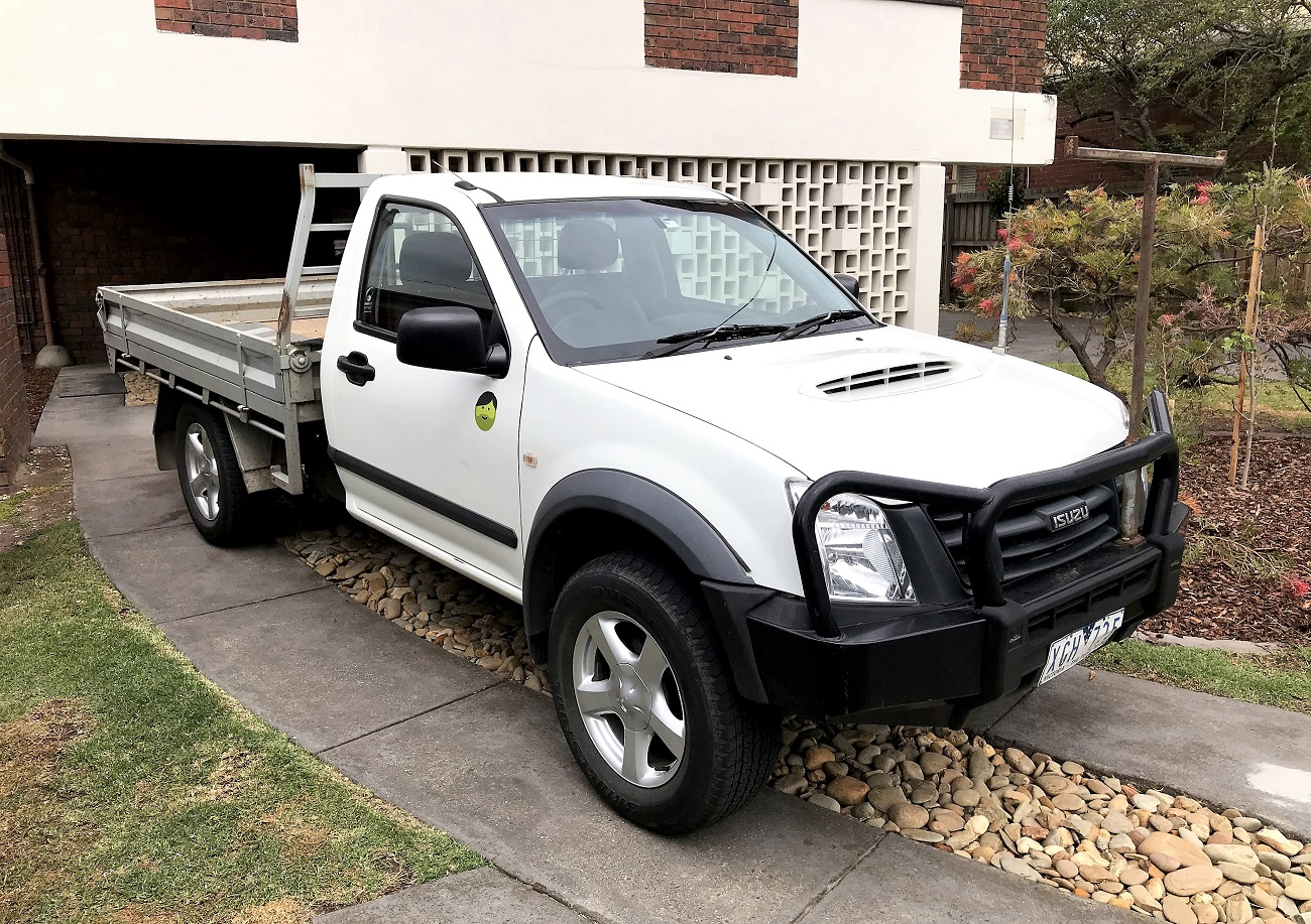Picture of Mathew's 2009 Isuzu Max