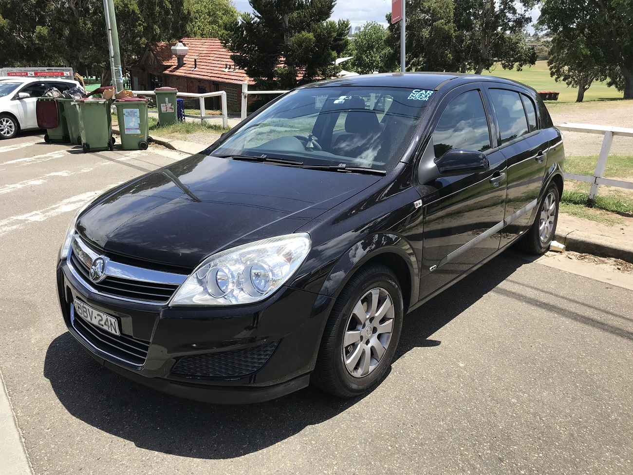 Picture of Laura's 2007 Holden Astra
