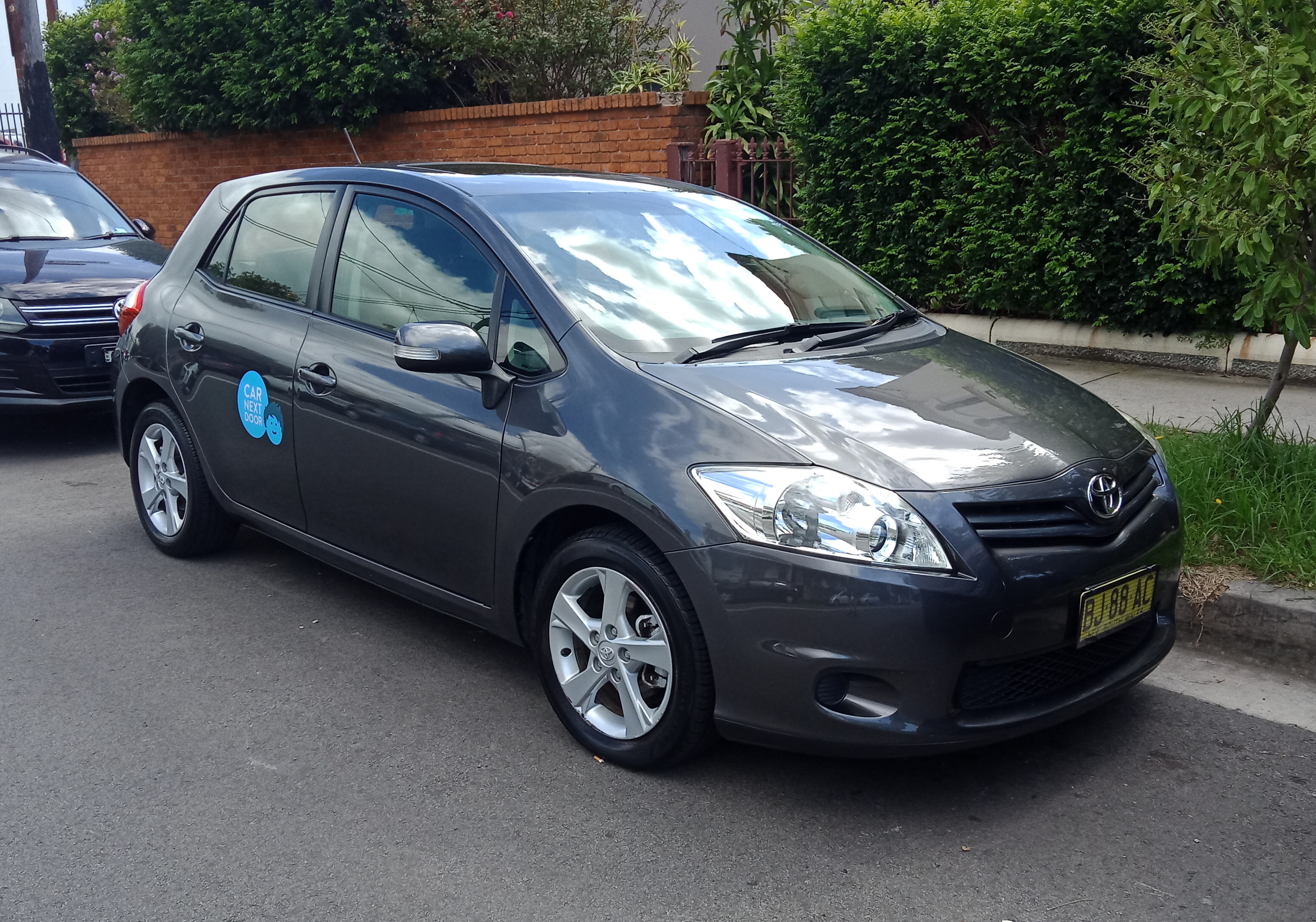 Picture of Nathan Stuart's 2011 Toyota Corolla