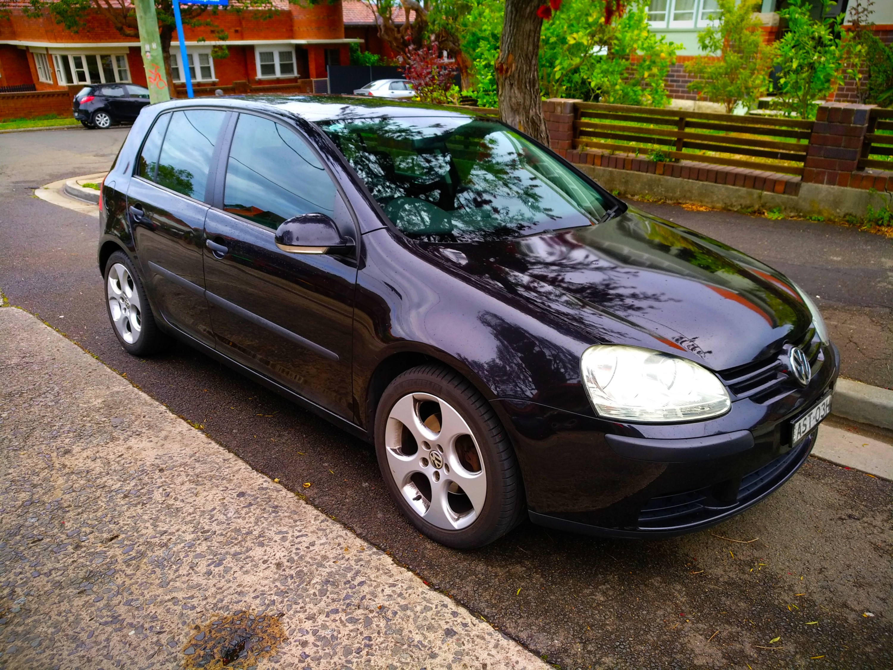 Picture of Mark's 2005 Volkswagen Golf