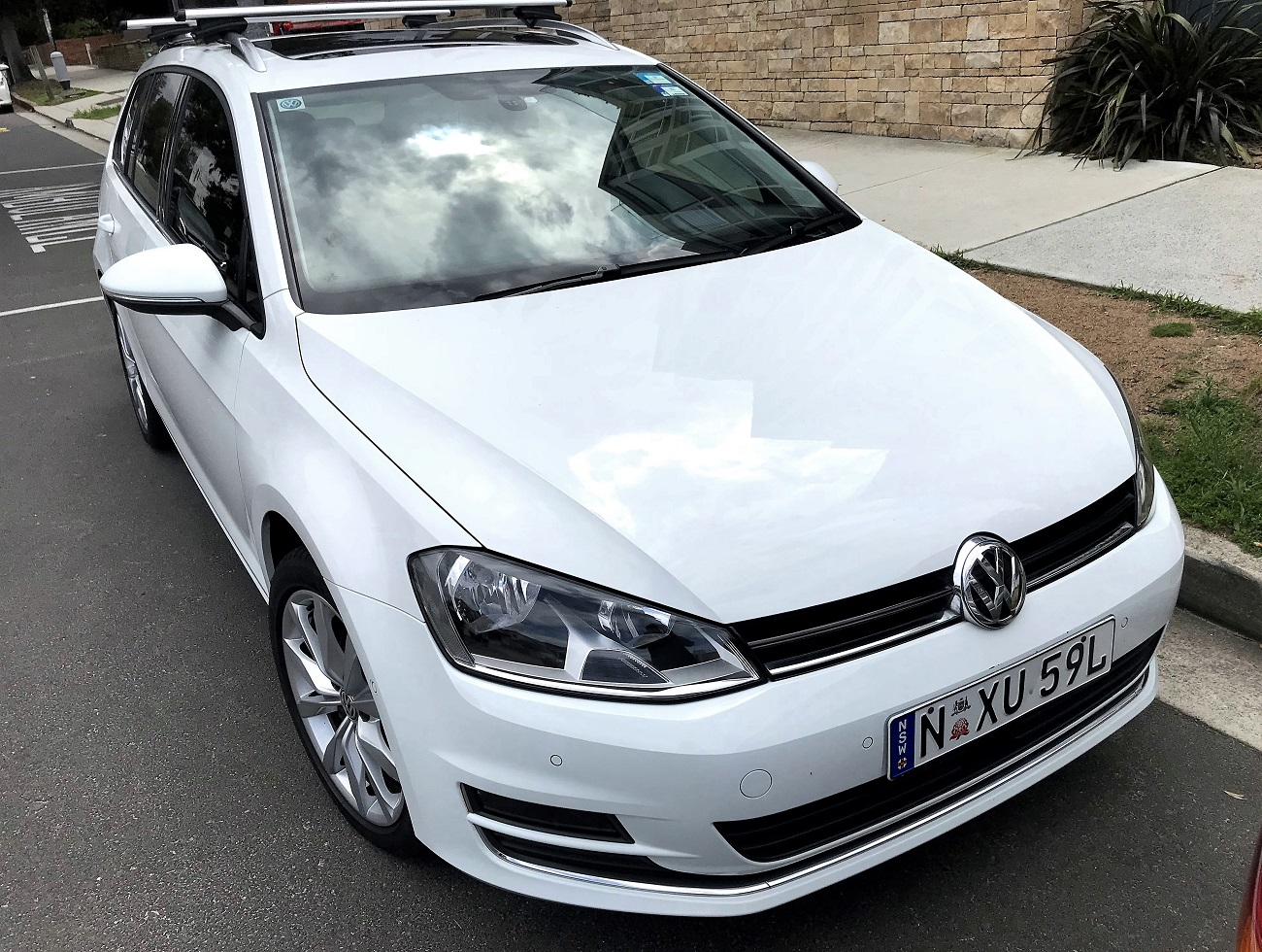 Picture of Dave's 2014 Volkswagen Golf