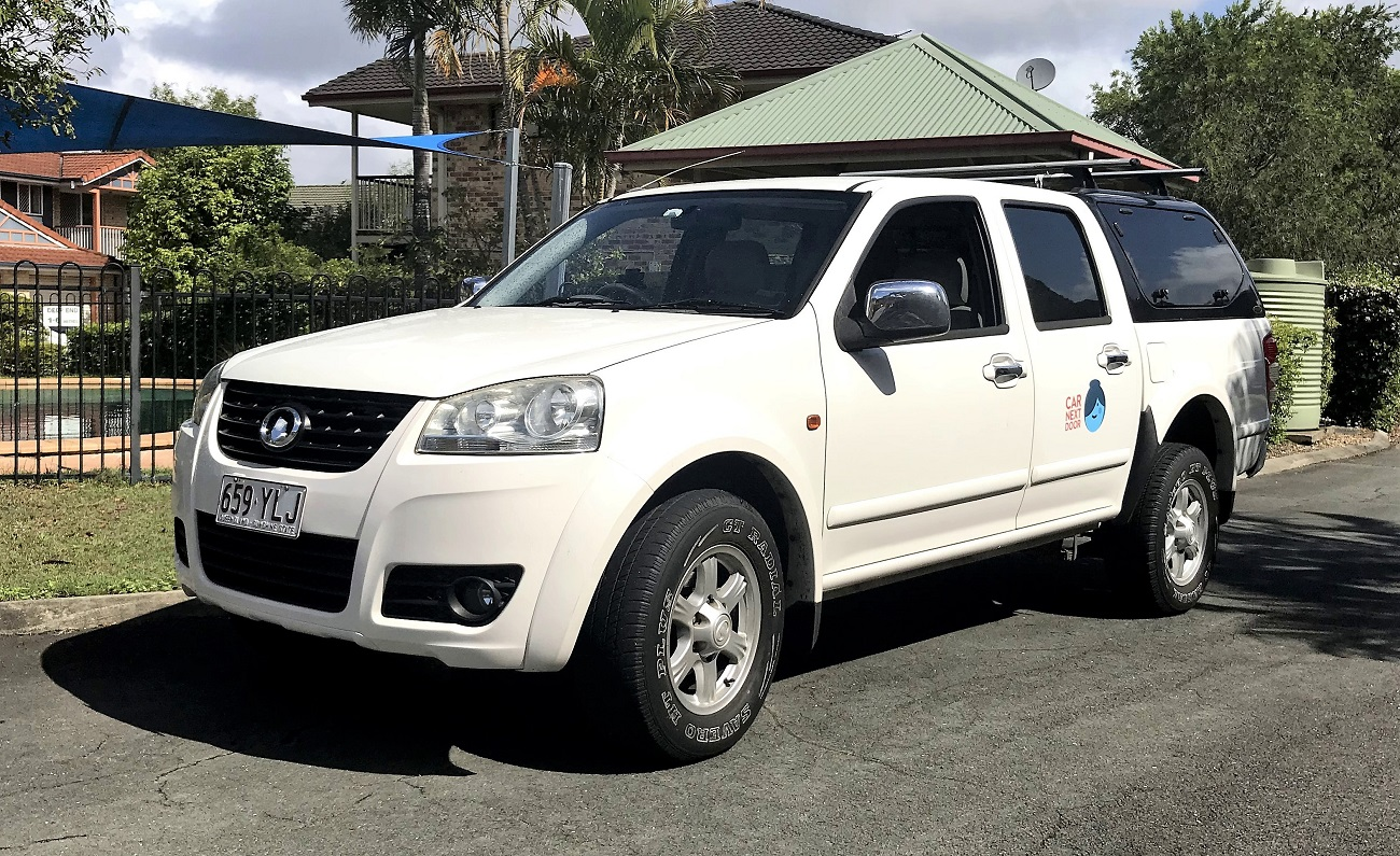 Picture of Eugine's 2011 Great Wall V240