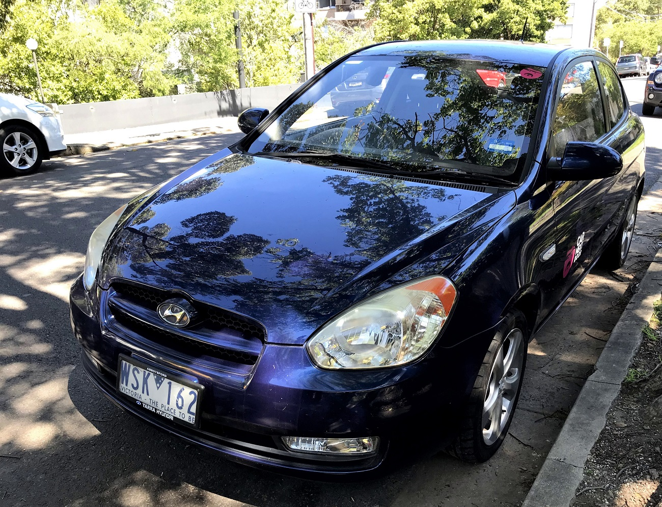 Picture of Alexander's 2008 Hyundai Accent