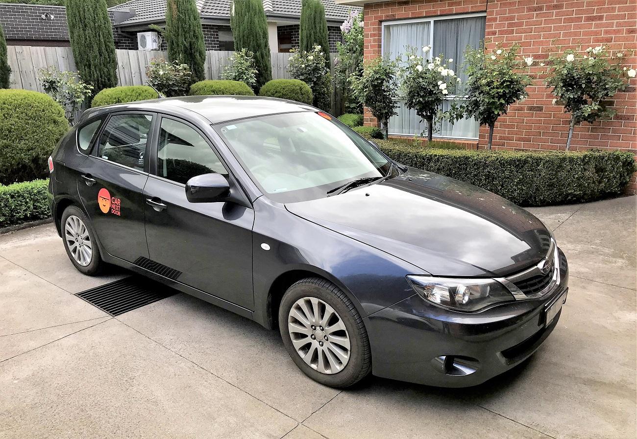 Picture of Rasik's 2009 Subaru Impreza R