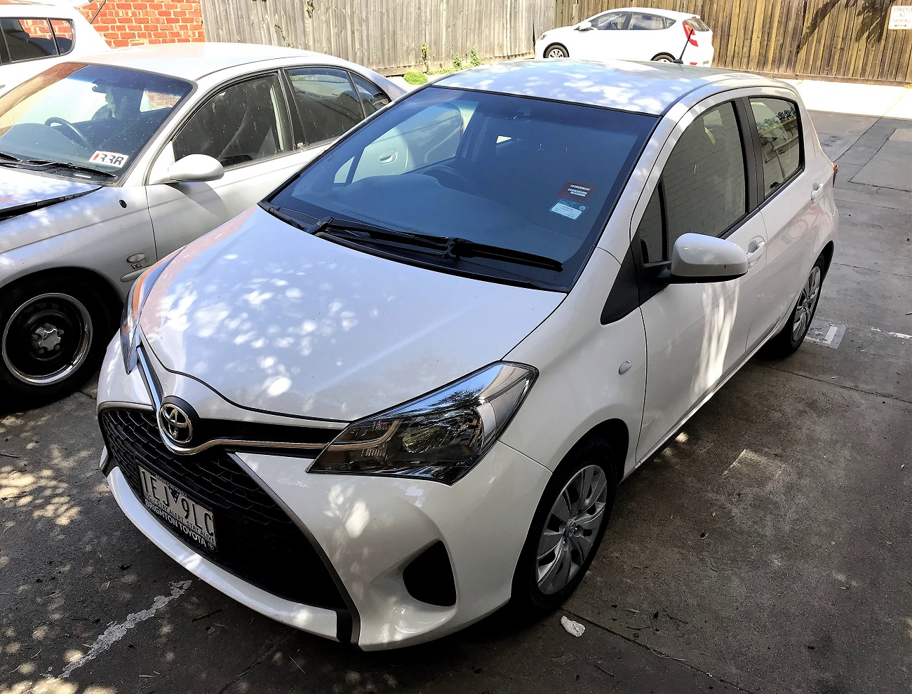 Picture of Ha's 2015 Toyota Yaris