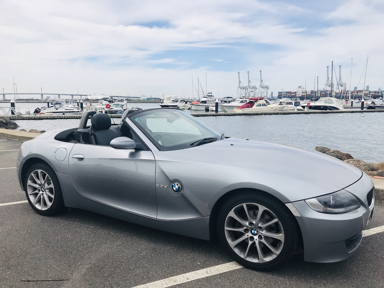 Picture of Leanne's 2006 BMW Z4
