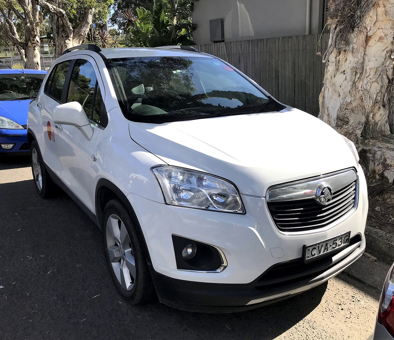 Picture of Thomas' 2014 Holden Trax