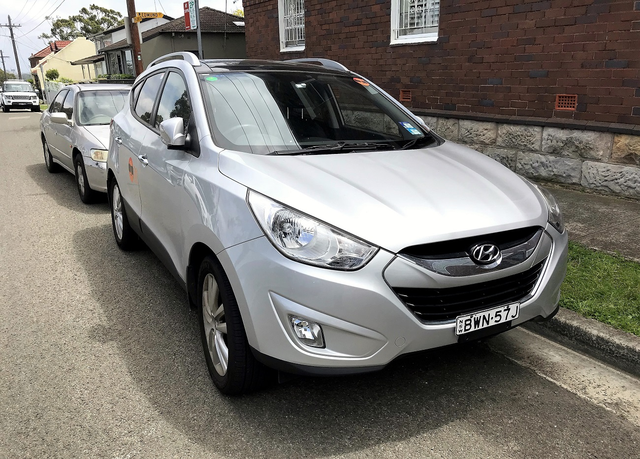 Picture of Jeremy's 2011 Hyundai ix35