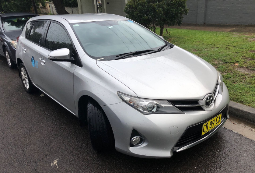 Picture of Peter's 2014 Toyota Corolla