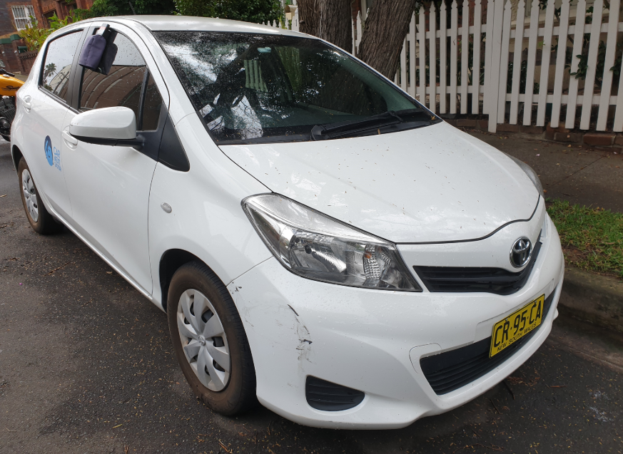 Picture of Peter's 2014 Toyota Yaris
