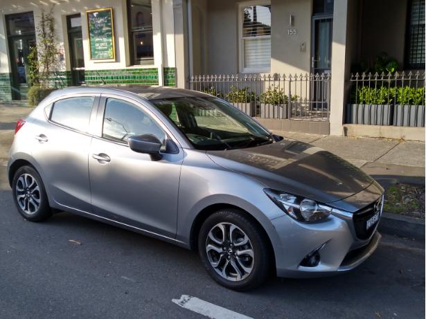 Picture of David's 2014 Mazda 2