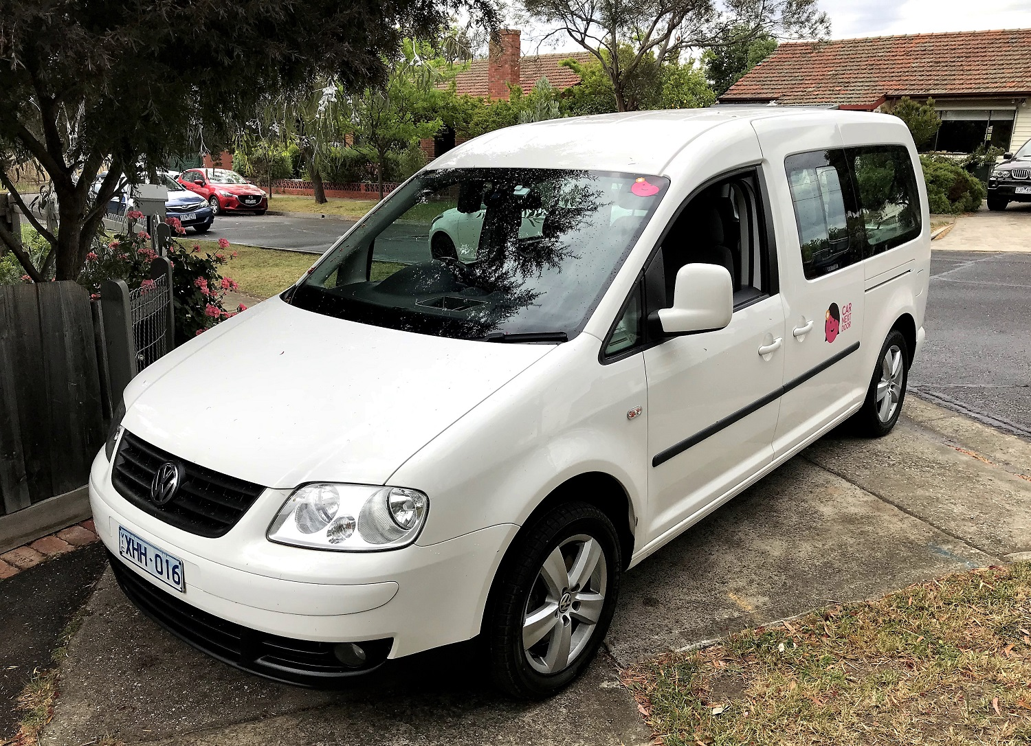 Picture of Christian's 2009 Volkswagen Caddy