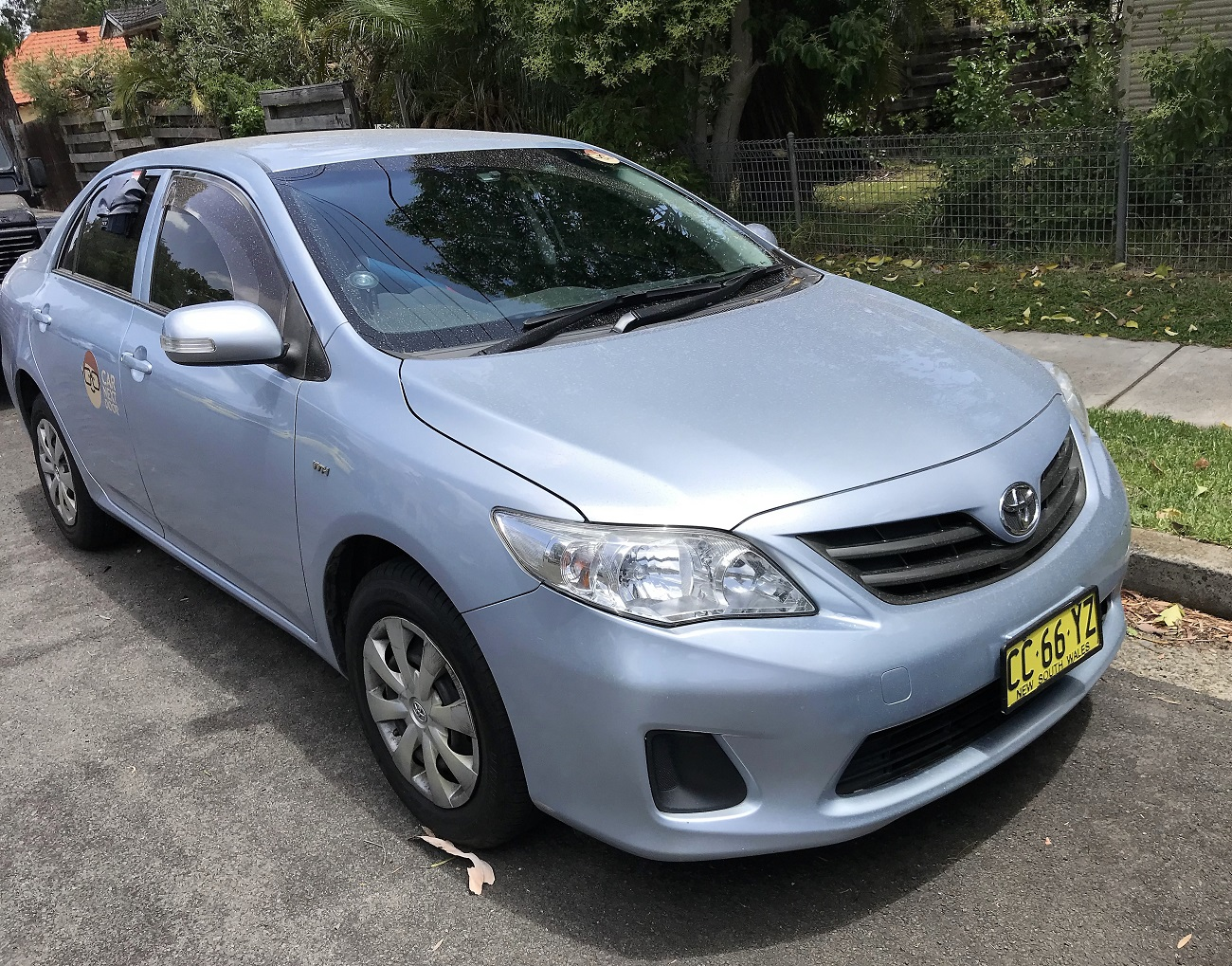 Picture of Xaosong's 2012 Toyota Corolla