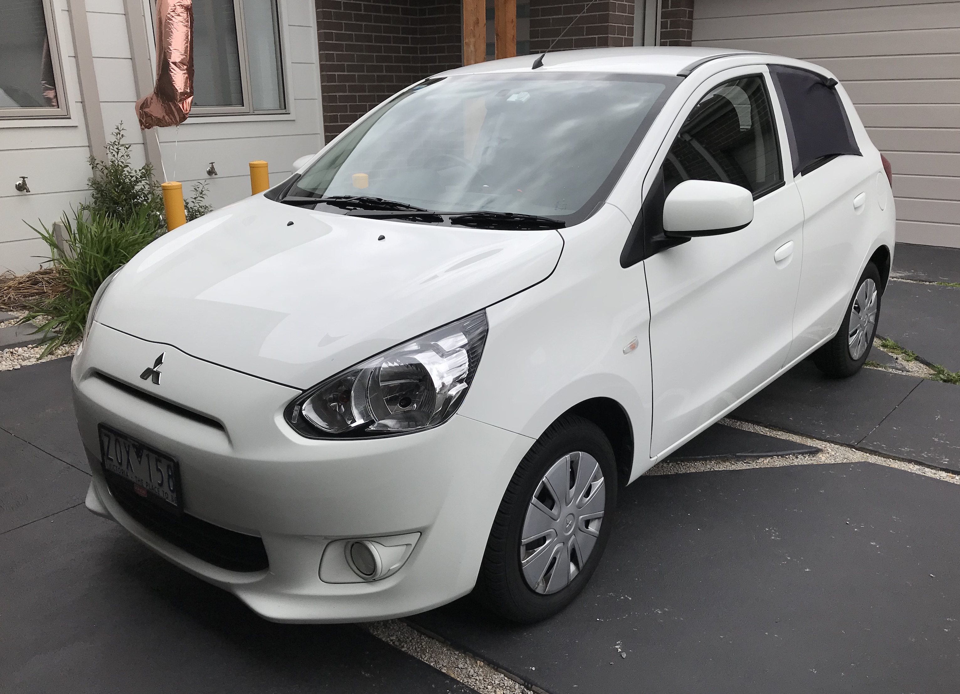 Picture of Eric's 2013 Mitsubishi Mirage