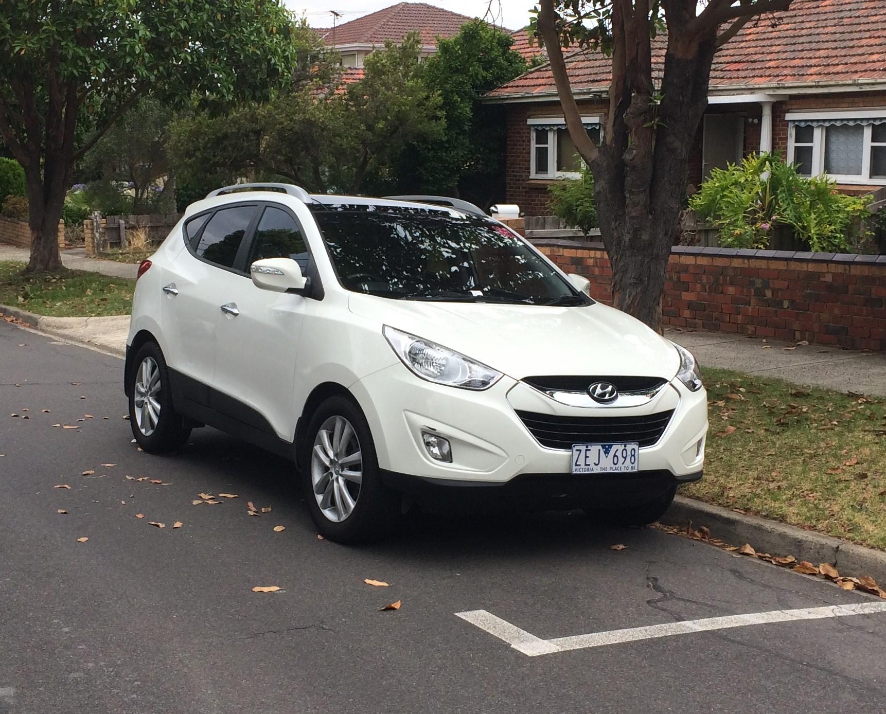 Picture of Kimberley's 2012 Hyundai iX35