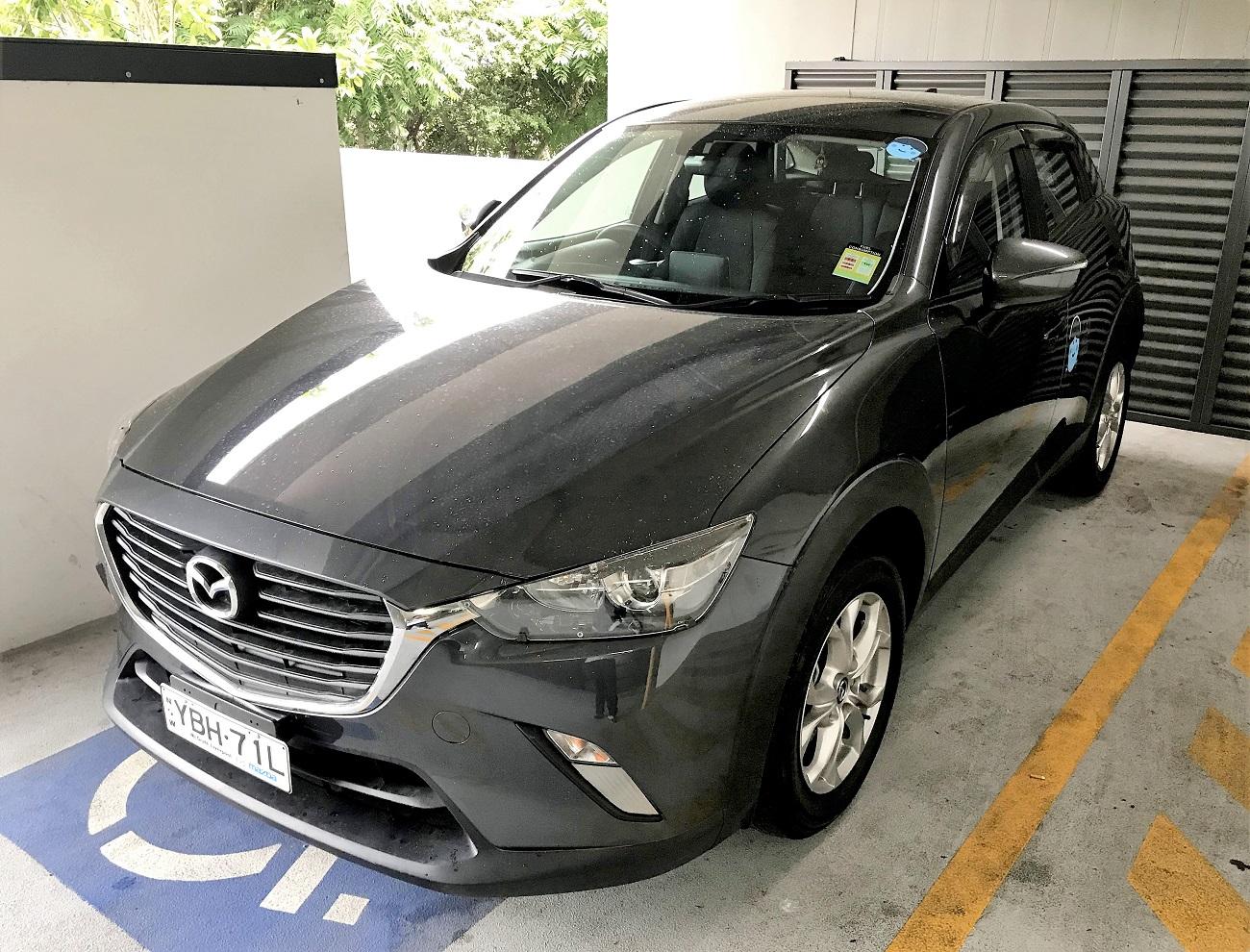Picture of Claire's 2016 Mazda CX3