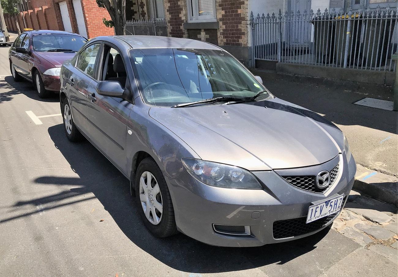Picture of Caroline's 2007 Mazda 3