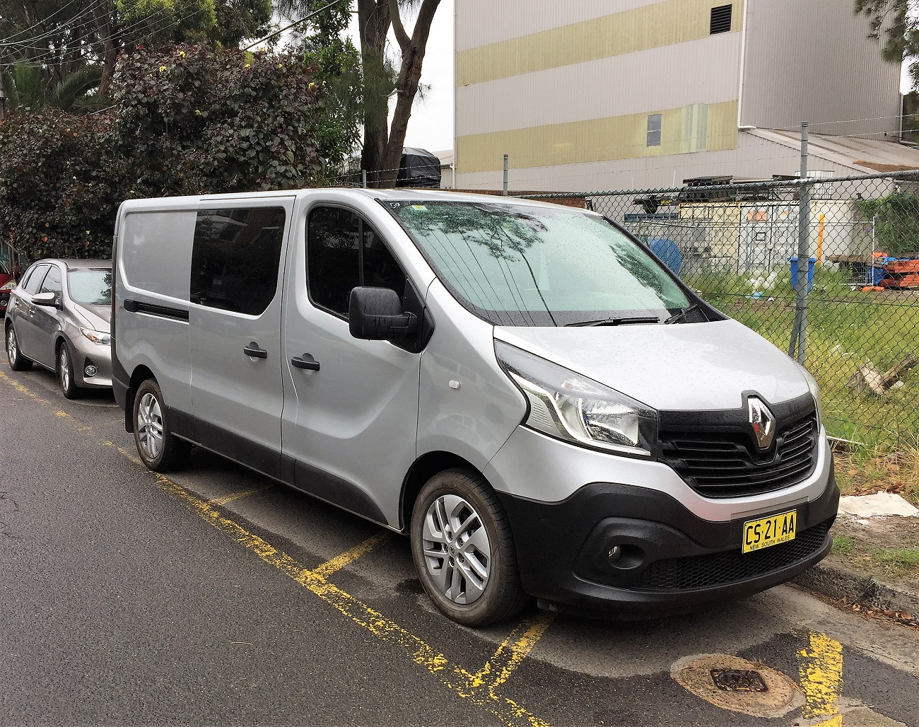 Picture of David's 2015 Renault Trafic