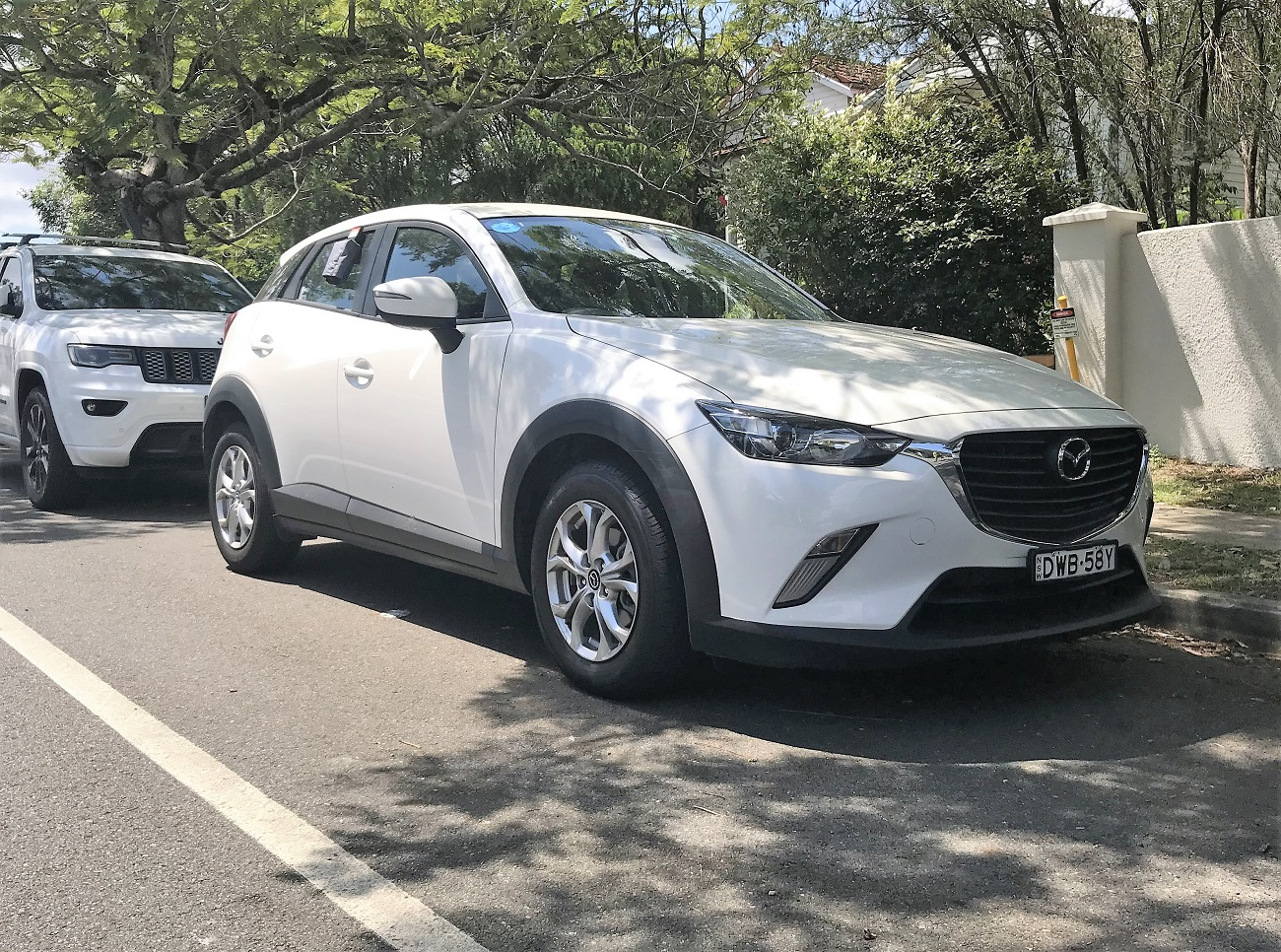 Picture of Nathan's 2018 Mazda CX3