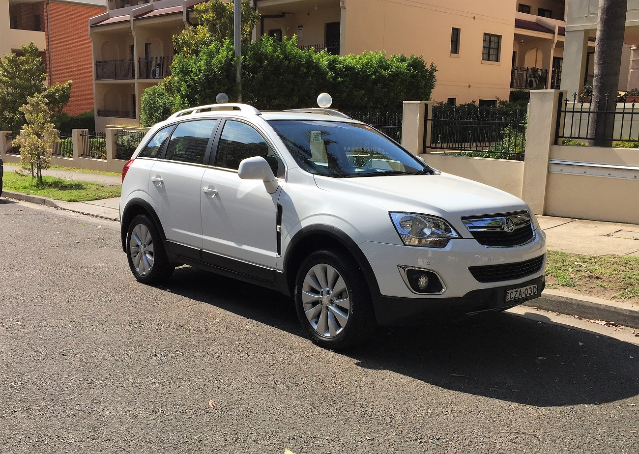 Picture of Chetan's 2015 Holden Captiva