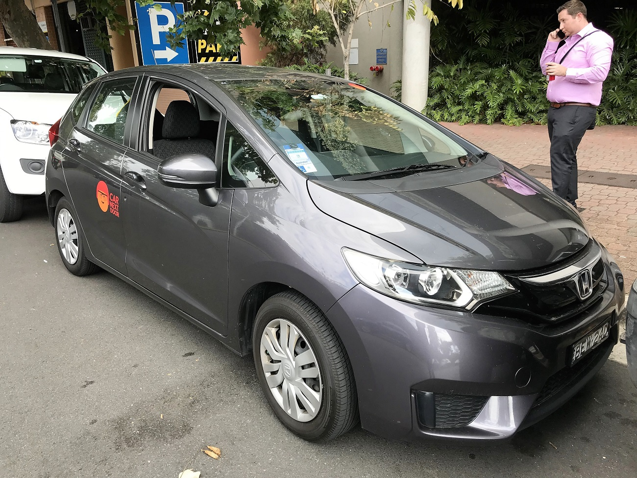 Picture of Chad's 2016 Honda Jazz