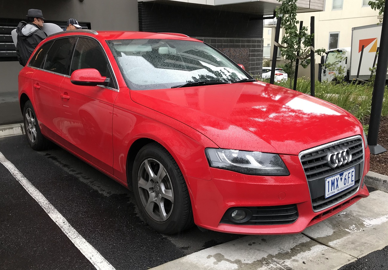 Picture of Vien's 2012 Audi A4