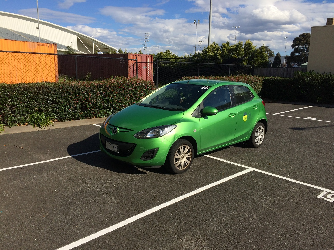 Picture of Nikki's 2012 Mazda 2