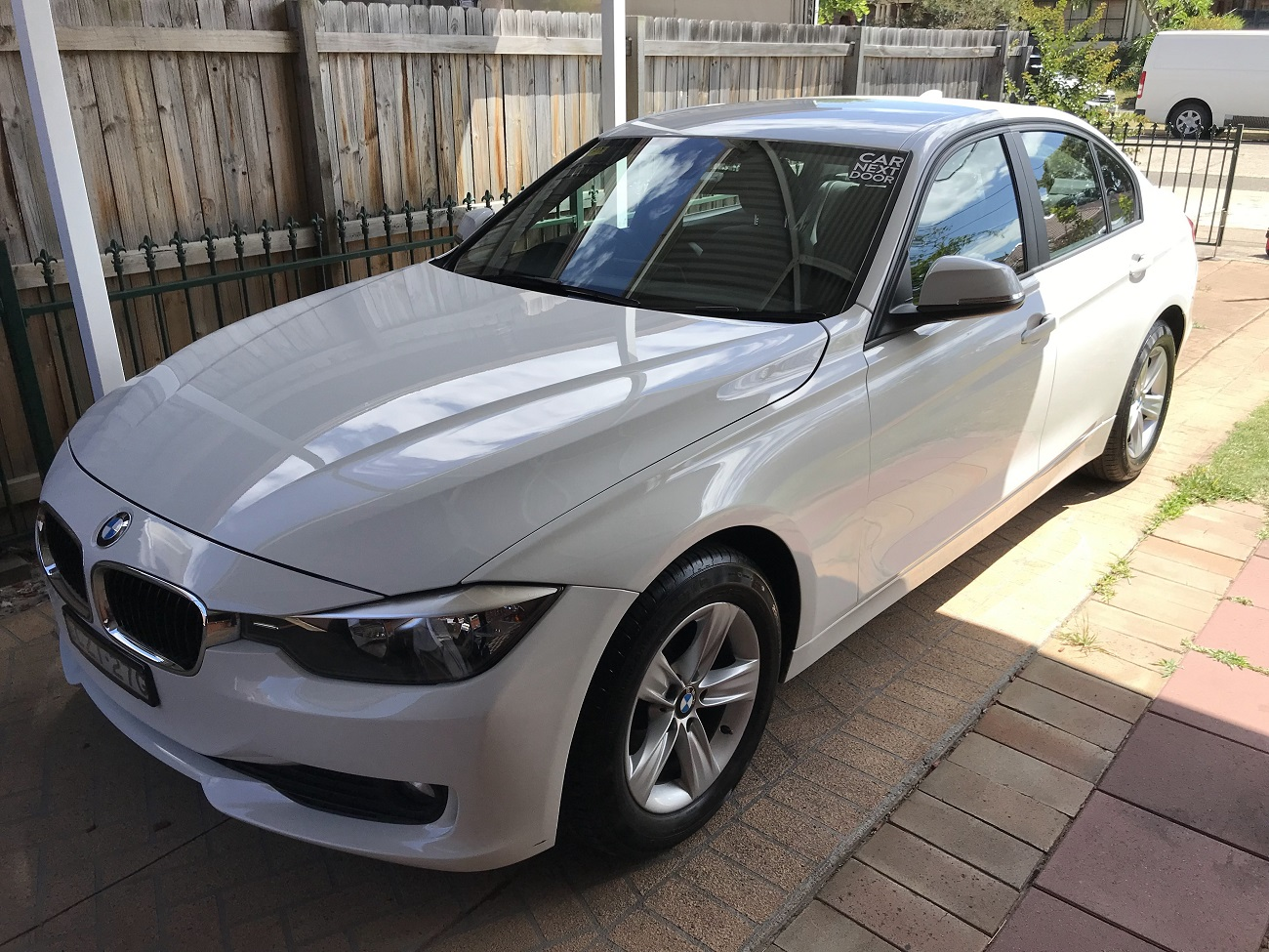 Picture of Teddy's 2014 BMW 316i