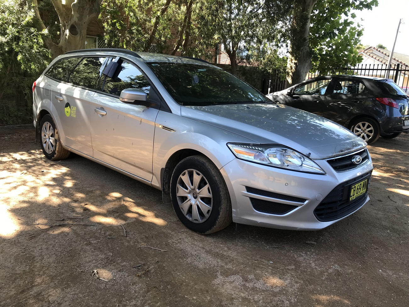 Picture of Matej's 2014 Ford Mondeo