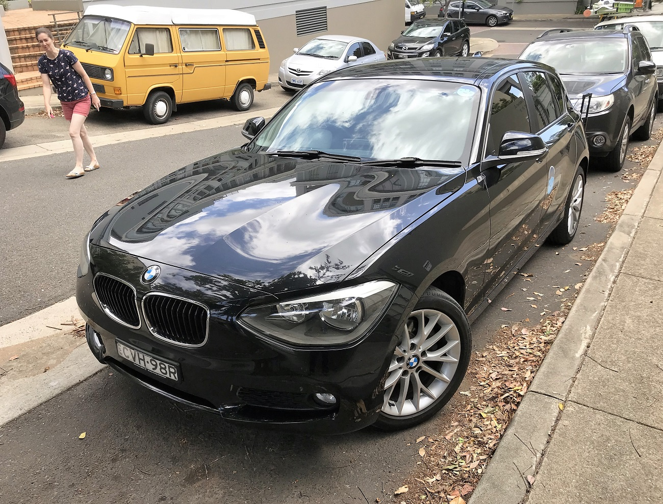 Picture of kathryn's 2013 BMW 118i