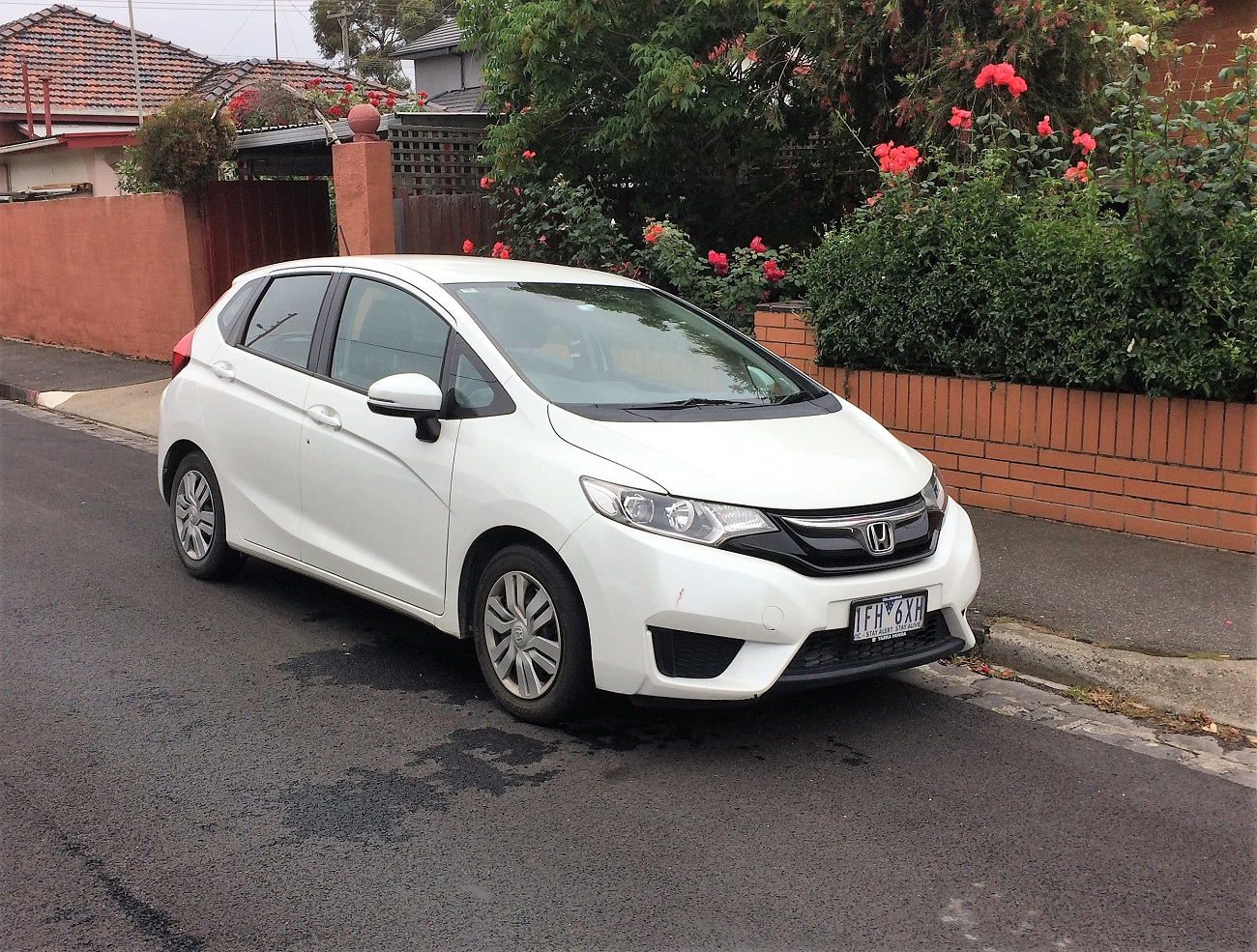Picture of BEN's 2015 Honda Jazz