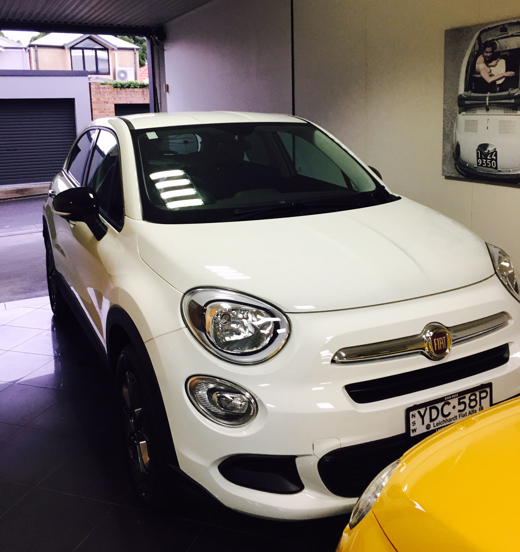 Picture of Juliette's 2015 FIAT 500 X
