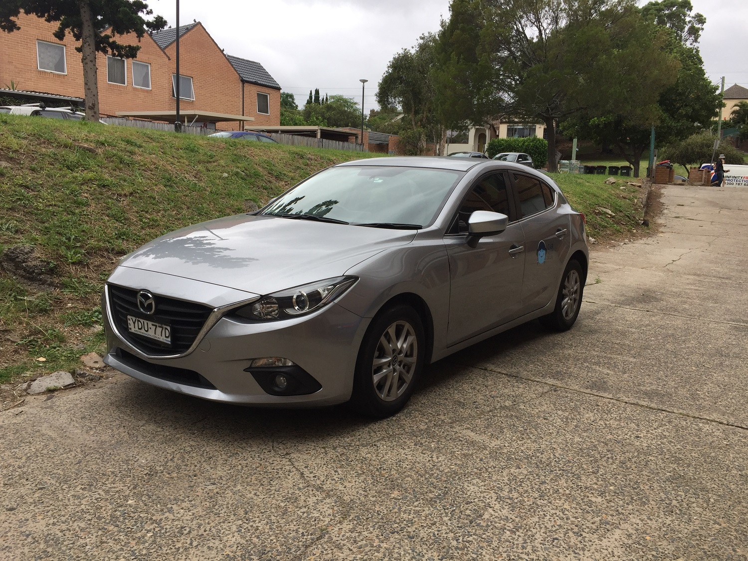 Picture of Fie's 2015 Mazda 3