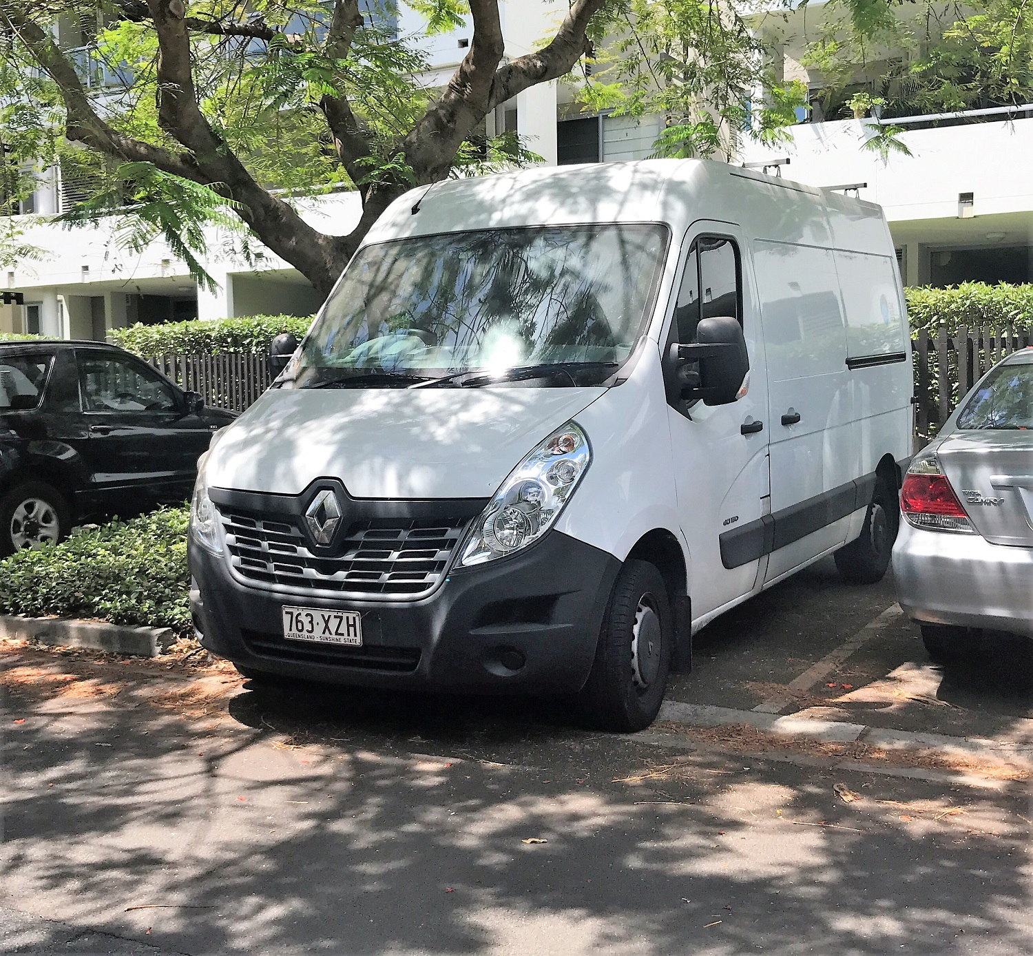 Picture of Samuel's 2015 Renault Master