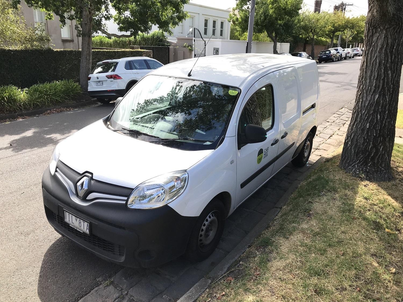 Picture of David's 2016 Renault Kangoo Maxi