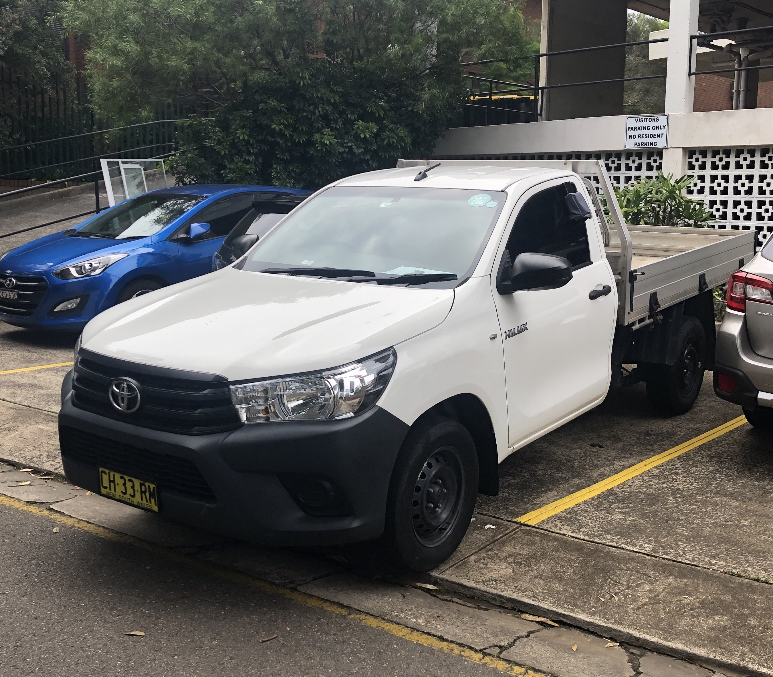 Picture of James' 2015 Toyota Hilux