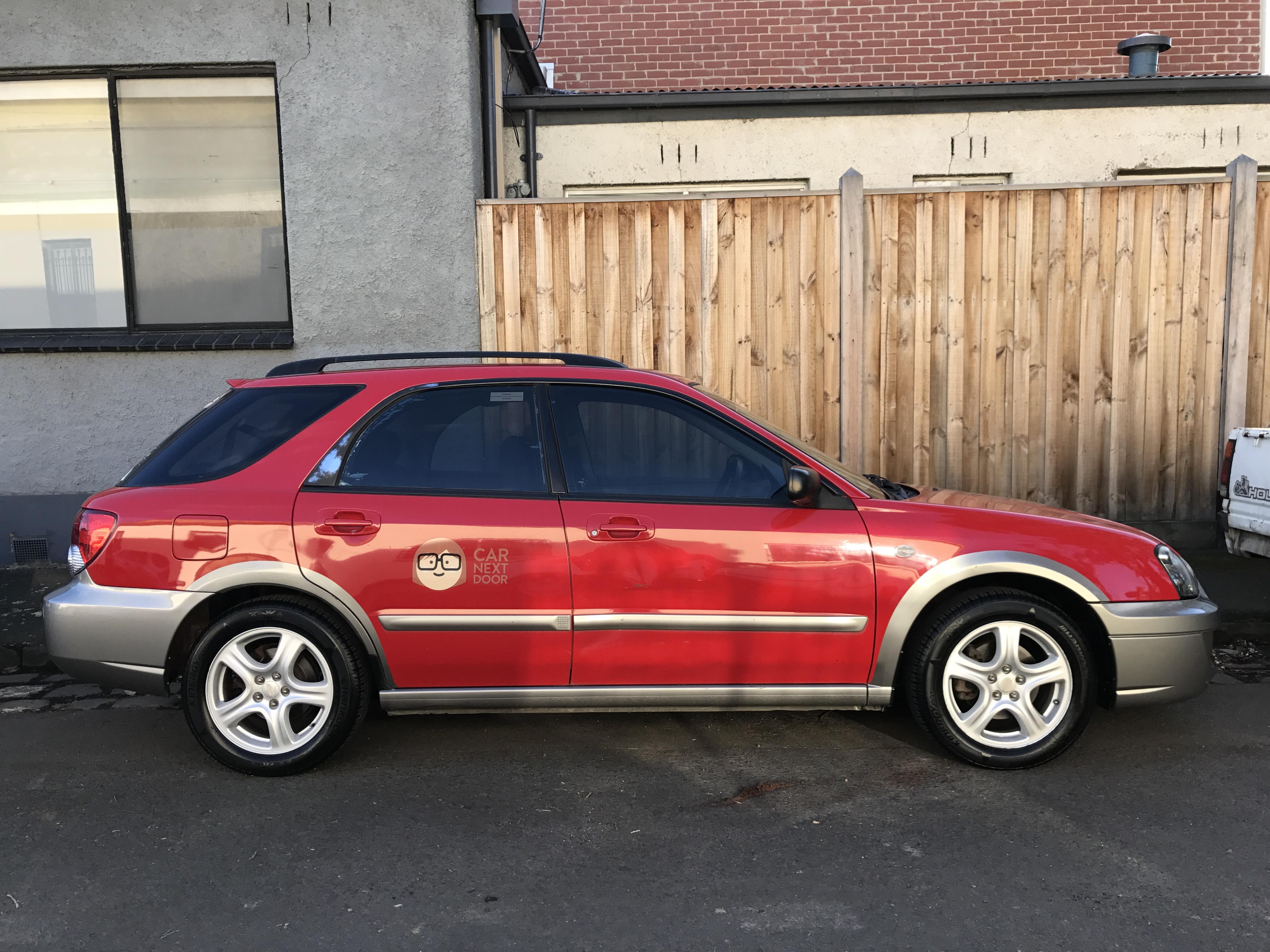 Picture of Martin's 2003 Subaru Impreza
