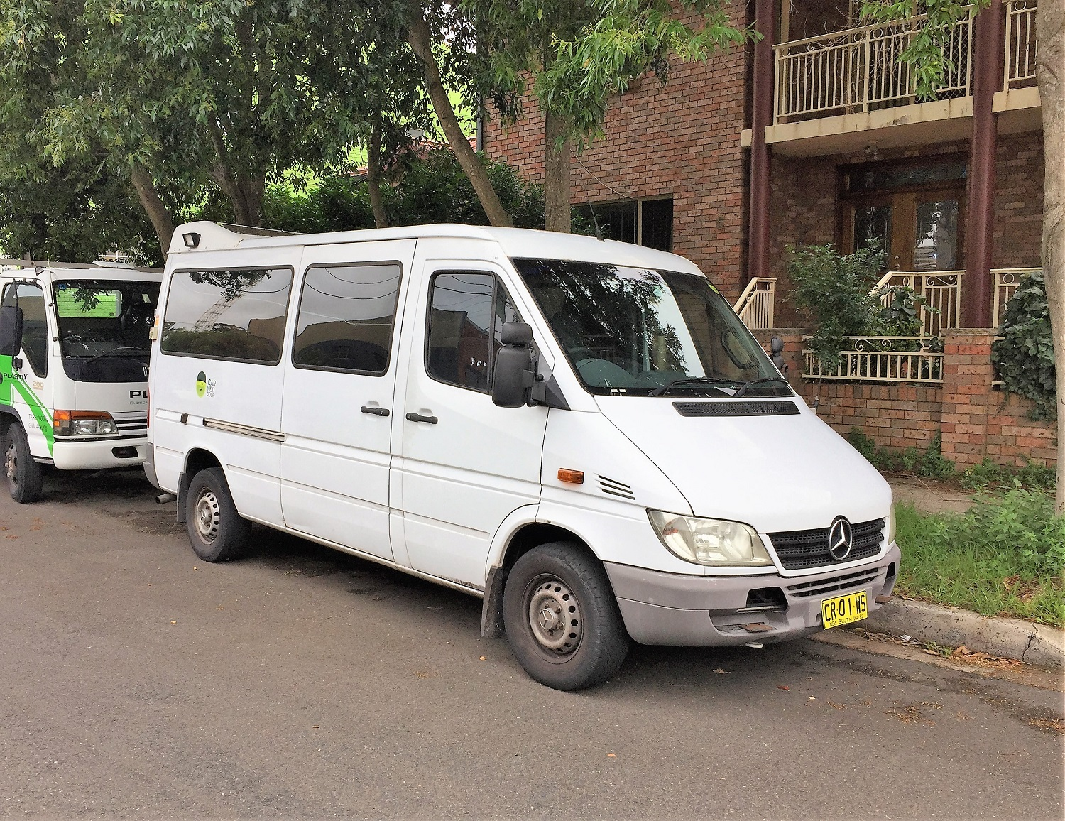 Picture of Rabii's 2005 Mercedes Benz Sprinter