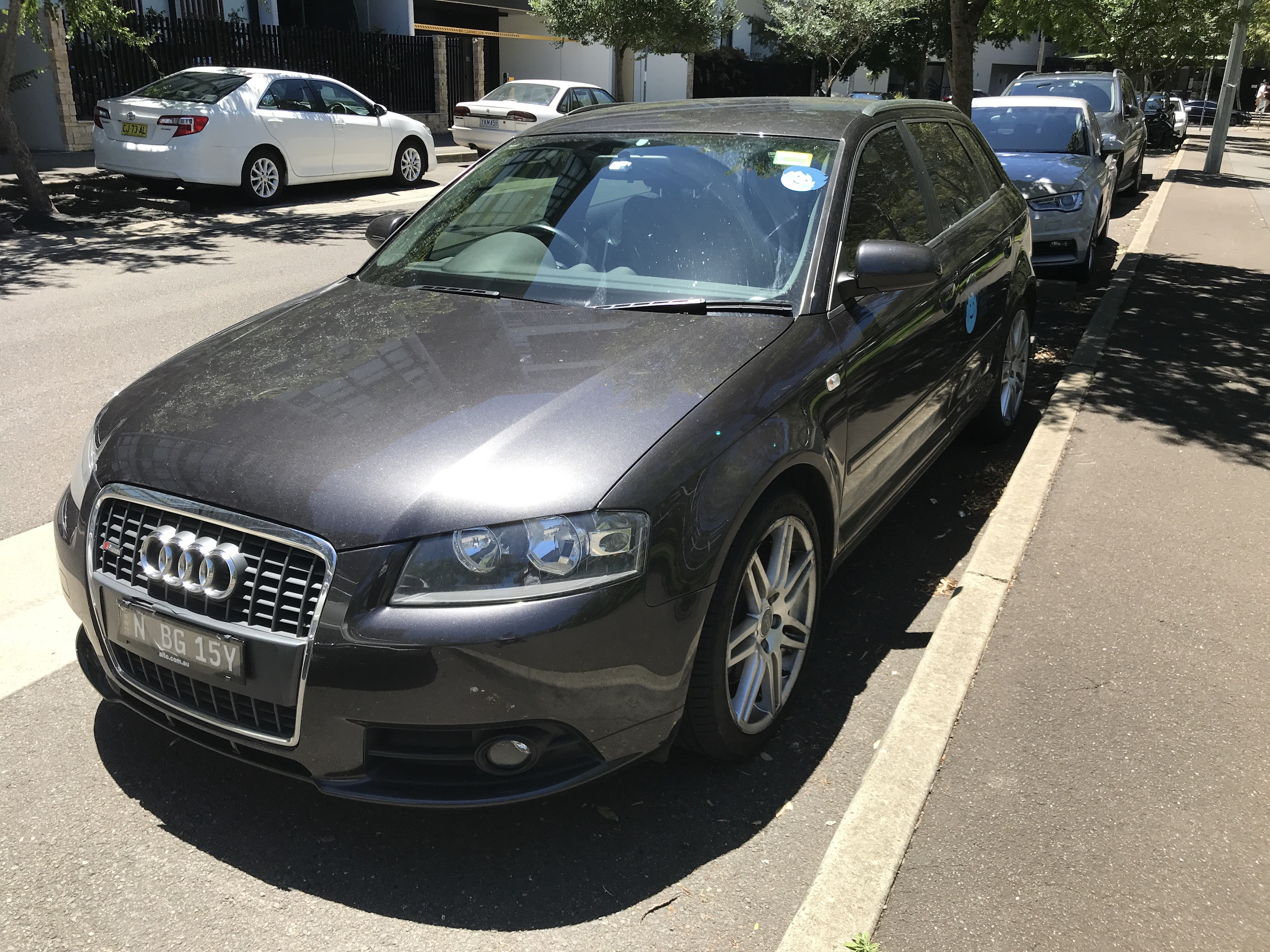 Picture of Helena's 2008 Audi A3