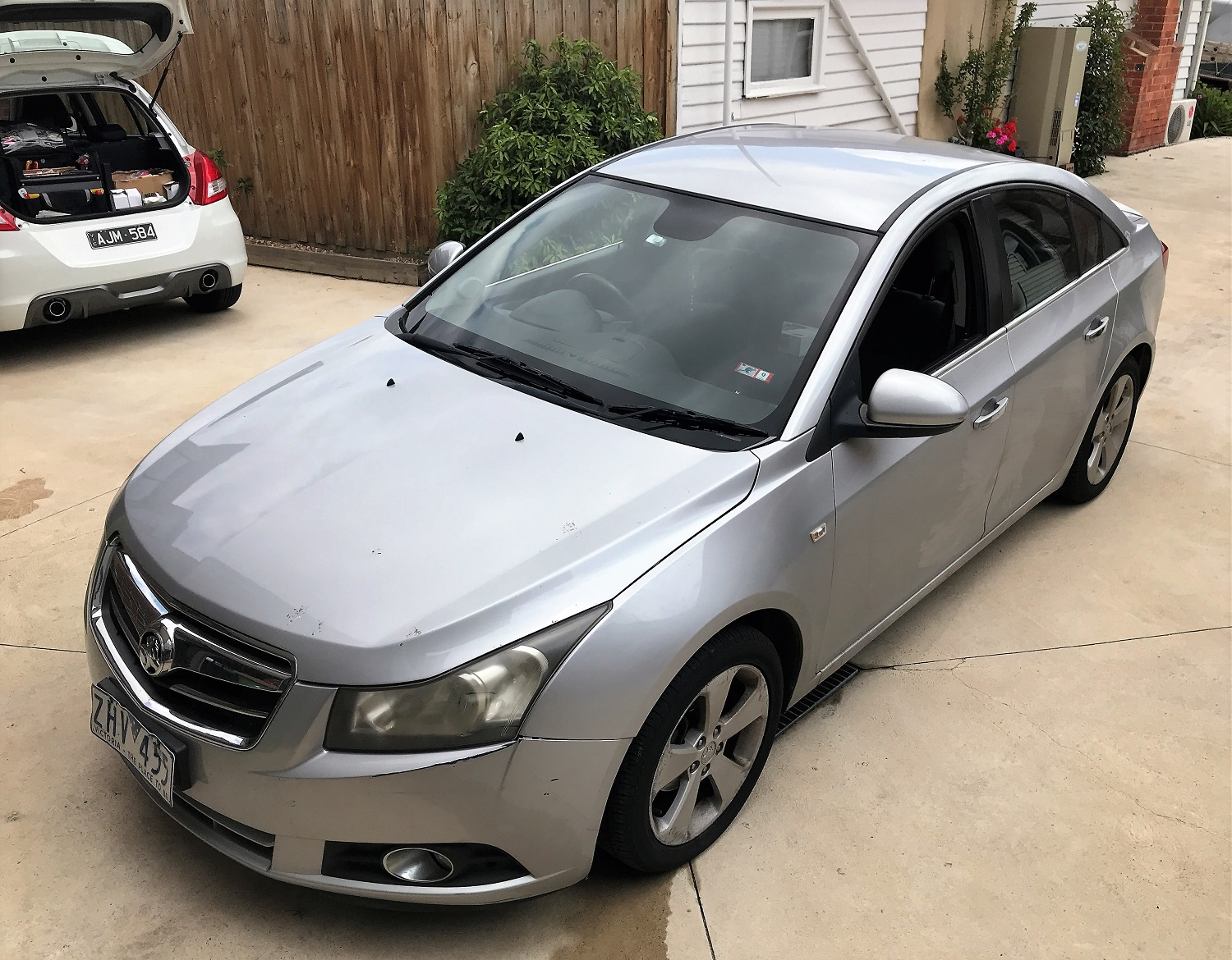 Picture of Lebnen's 2009 Holden Cruze