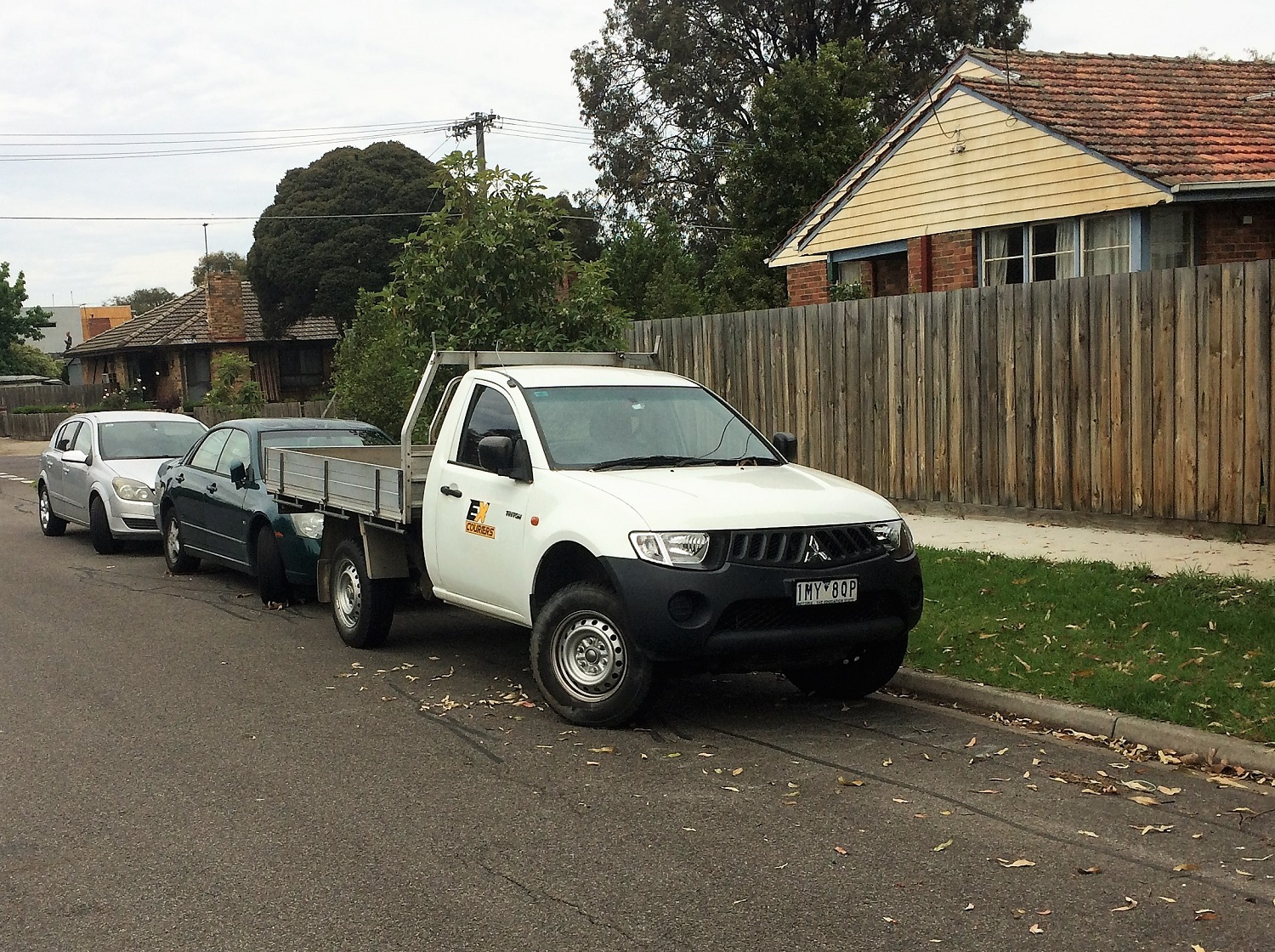 Picture of Jason's 2007 Mitsubishi Triton