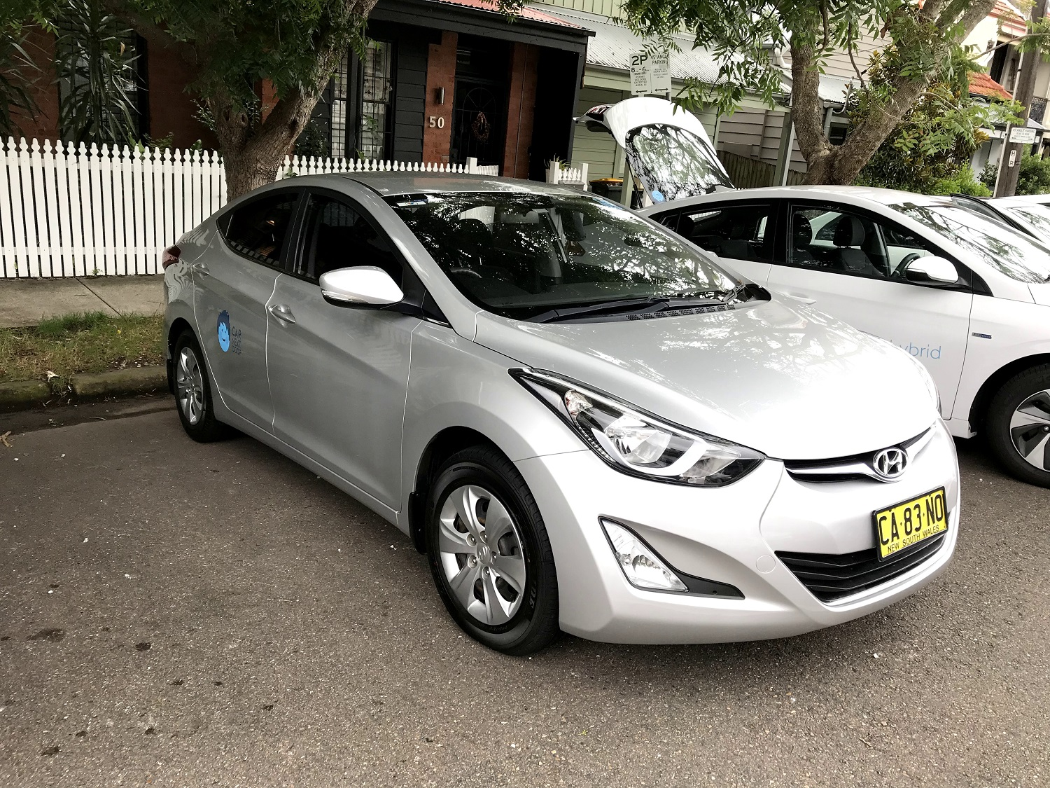 Picture of Peter's 2014 Hyundai Elantra