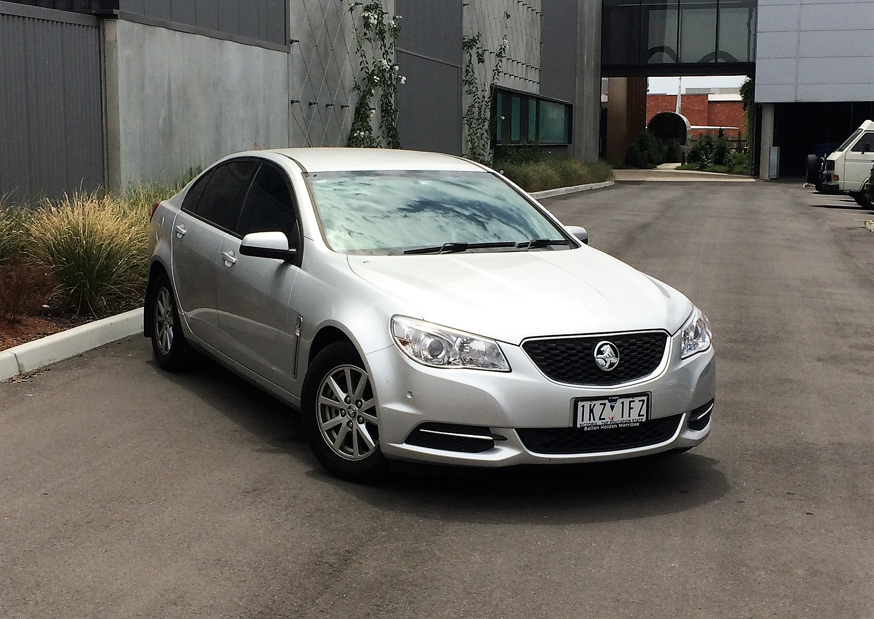 Picture of Sahil's 2014 Holden Evoke