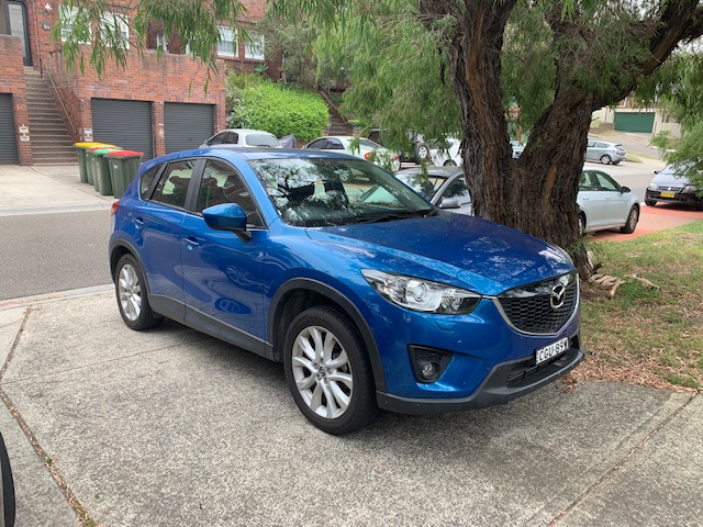Picture of Mike's 2012 Mazda CX-5