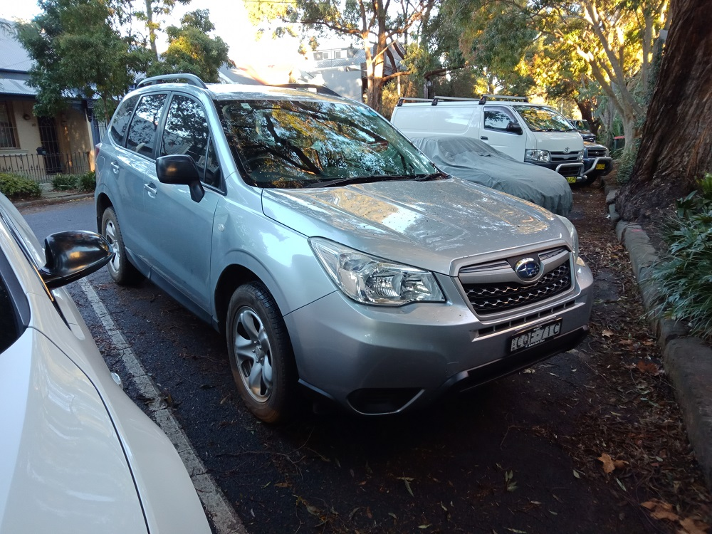 Picture of William's 2013 Subaru Forester