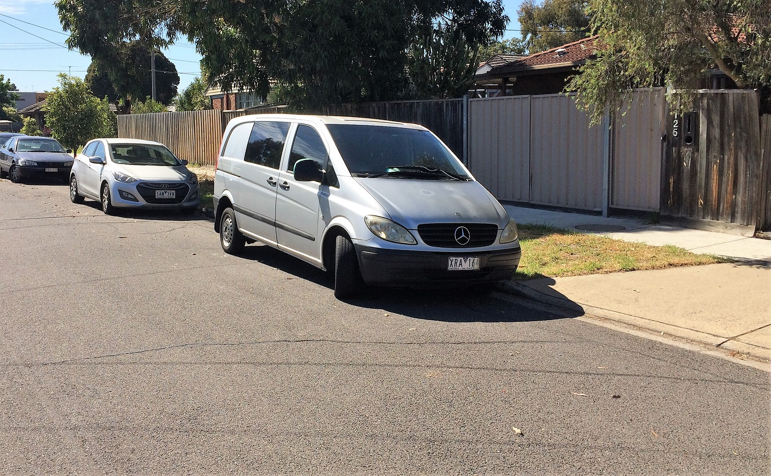 Picture of Andrew's 2004 Mercedes-Benz Vito