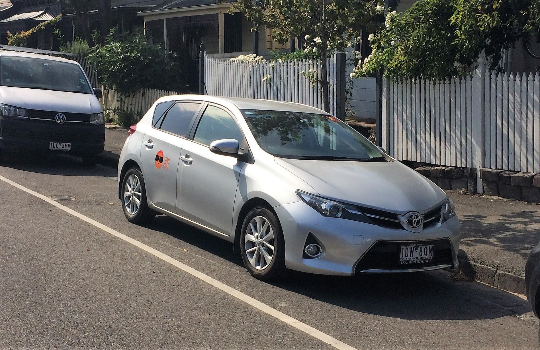 Picture of Gwyn-Ann's 2015 Toyota Corolla