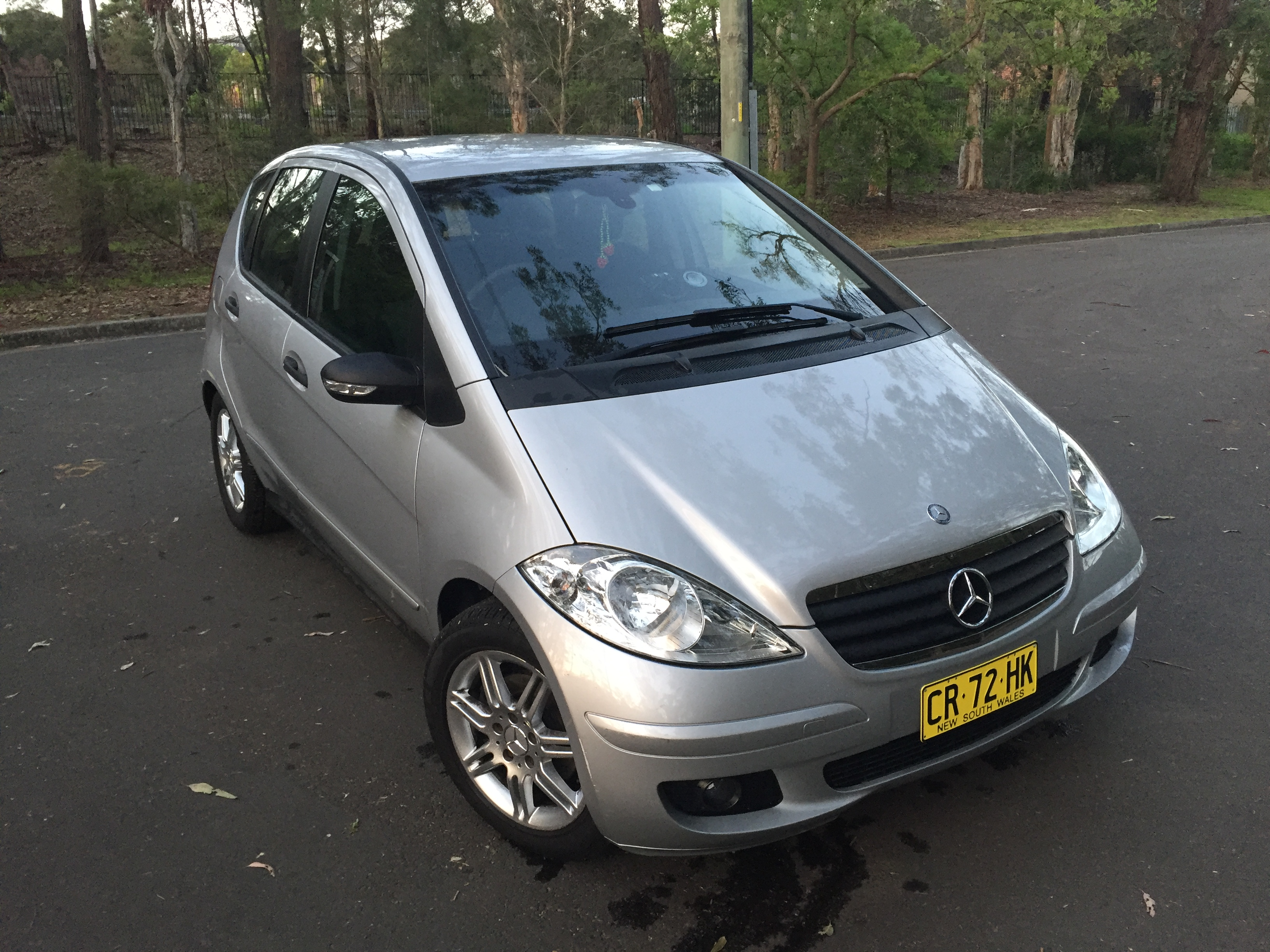 Picture of Mohammad's 2006 Mercedes-Benz A170