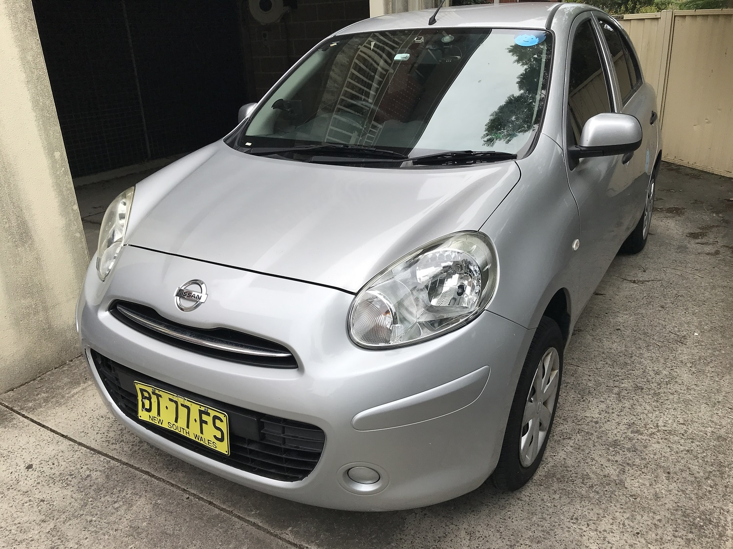 Picture of Daniel's 2013 Nissan Micra