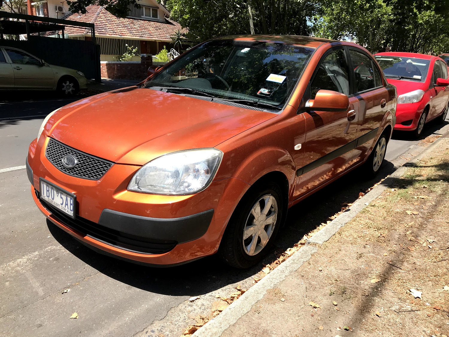 Picture of Monica's 2005 Kia Rio